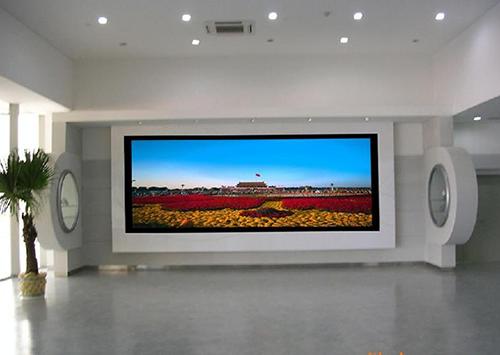 昆山LED室内全彩屏