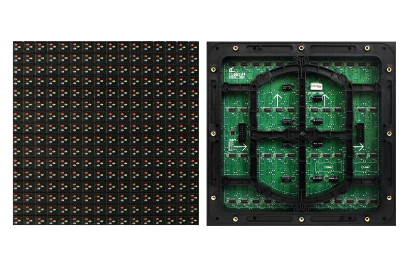 户外吞日T16全彩LED显示屏