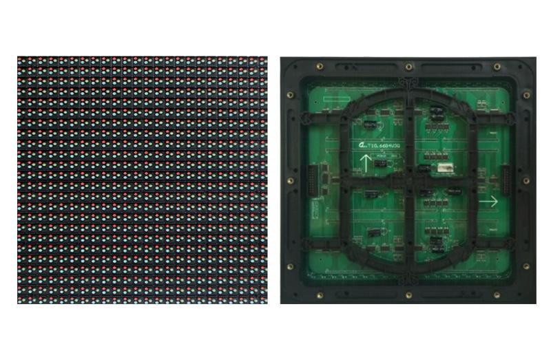 户外吞日T10.66全彩LED显示屏
