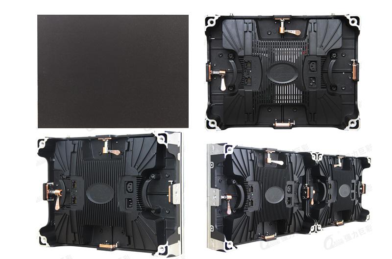 昆山室内黑龙T1.92全彩LED显示屏